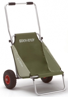 Eckla Beach Rolly klappbar olivgrün Bild 1