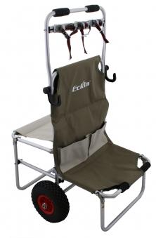 Eckla Multi Rolly Transportwagen mit Multileiste klappbar pannensicher Bild 1