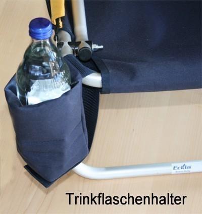 Eckla Trinkflaschenhalterung für Beach Rolly blau Bild 2