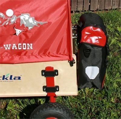 Eckla Gepäcktasche für Bollerwagen Bild 2