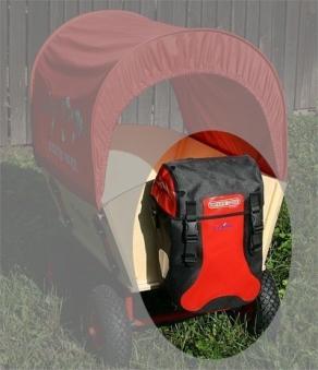 Eckla Gepäcktasche für Bollerwagen Bild 1