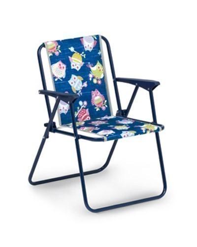 kinder campingstuhl klappsessel best blau bei. Black Bedroom Furniture Sets. Home Design Ideas