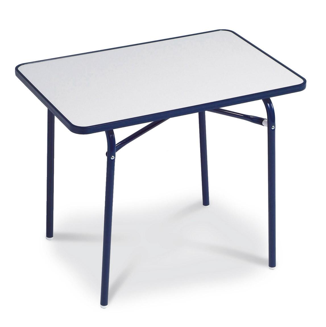 Kinder Campingtisch Klapptisch Best 60x40cm blau Bild 1
