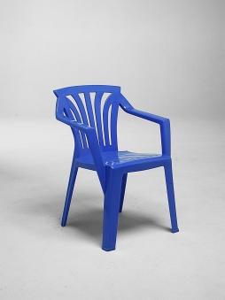 kinderstuhl gartenstuhl ariel kunststoff stapelbar nardi blau bei. Black Bedroom Furniture Sets. Home Design Ideas