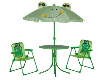 kinder gartenm bel set froggy bei. Black Bedroom Furniture Sets. Home Design Ideas