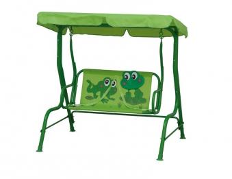 Siena Garden Kinder Hollywoodschaukel Froggy Bild 1