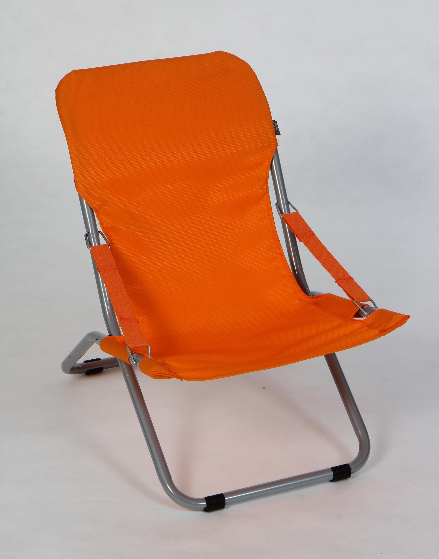 Sungörl Kinder Liegestuhl / Gartenstuhl Susy Baby chair orange - bei edingershops.de