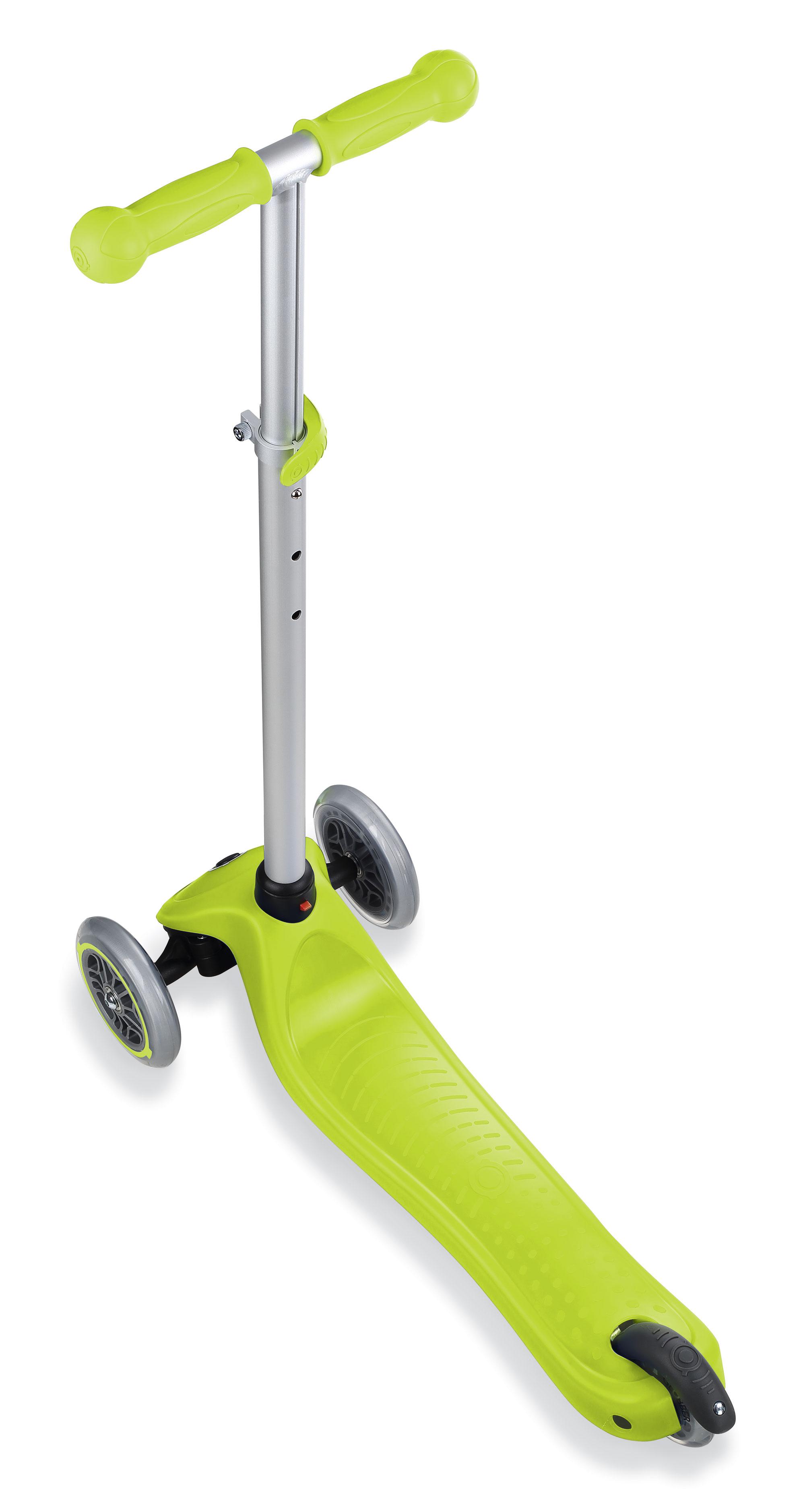Scooter / Kinderroller / Dreirad / Laufrad Globber Evo 4in1 grün Set Bild 5