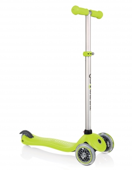 Scooter / Kinderroller / Dreirad / Laufrad Globber Evo 4in1 grün Set Bild 11