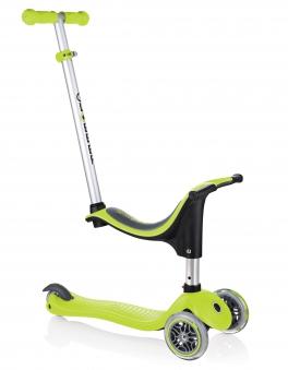 Scooter / Kinderroller / Dreirad / Laufrad Globber Evo 4in1 grün Set Bild 8
