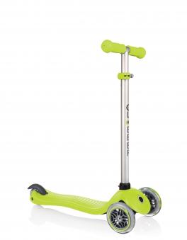 Scooter / Kinderroller / Dreirad / Laufrad Globber Evo 4in1 grün Set Bild 10