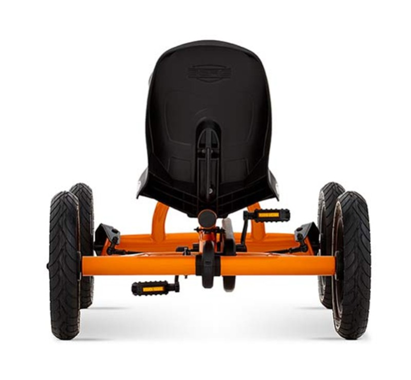 Gokart / Pedal-Gokart Berg Buddy Orange BERG toys Bild 2