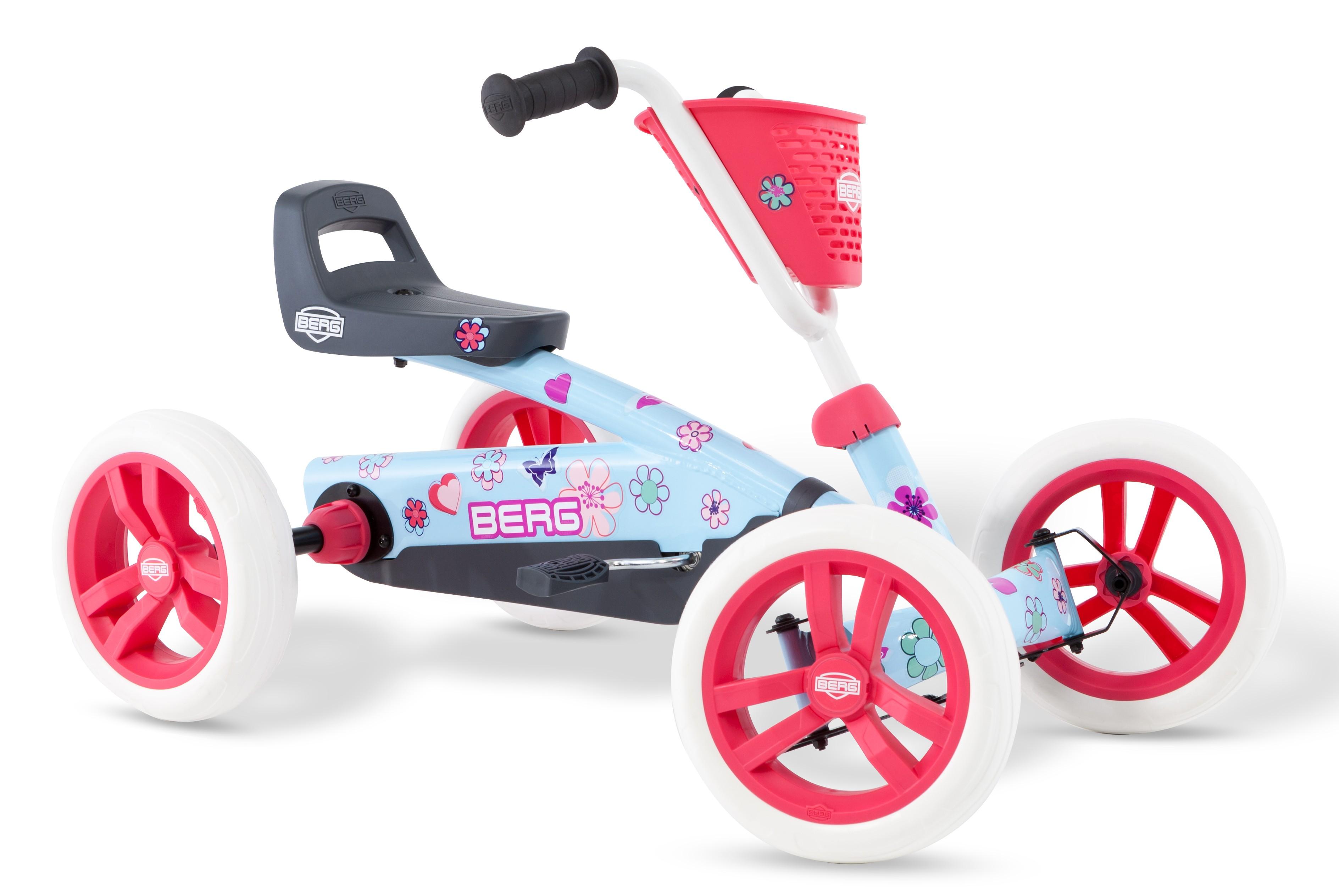 Gokart / Pedal-Gokart Buzzy Bloom BERG toys Bild 1