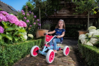 Gokart / Pedal-Gokart Buzzy Bloom BERG toys Bild 3