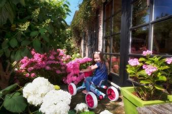 Gokart / Pedal-Gokart Buzzy Bloom BERG toys Bild 4