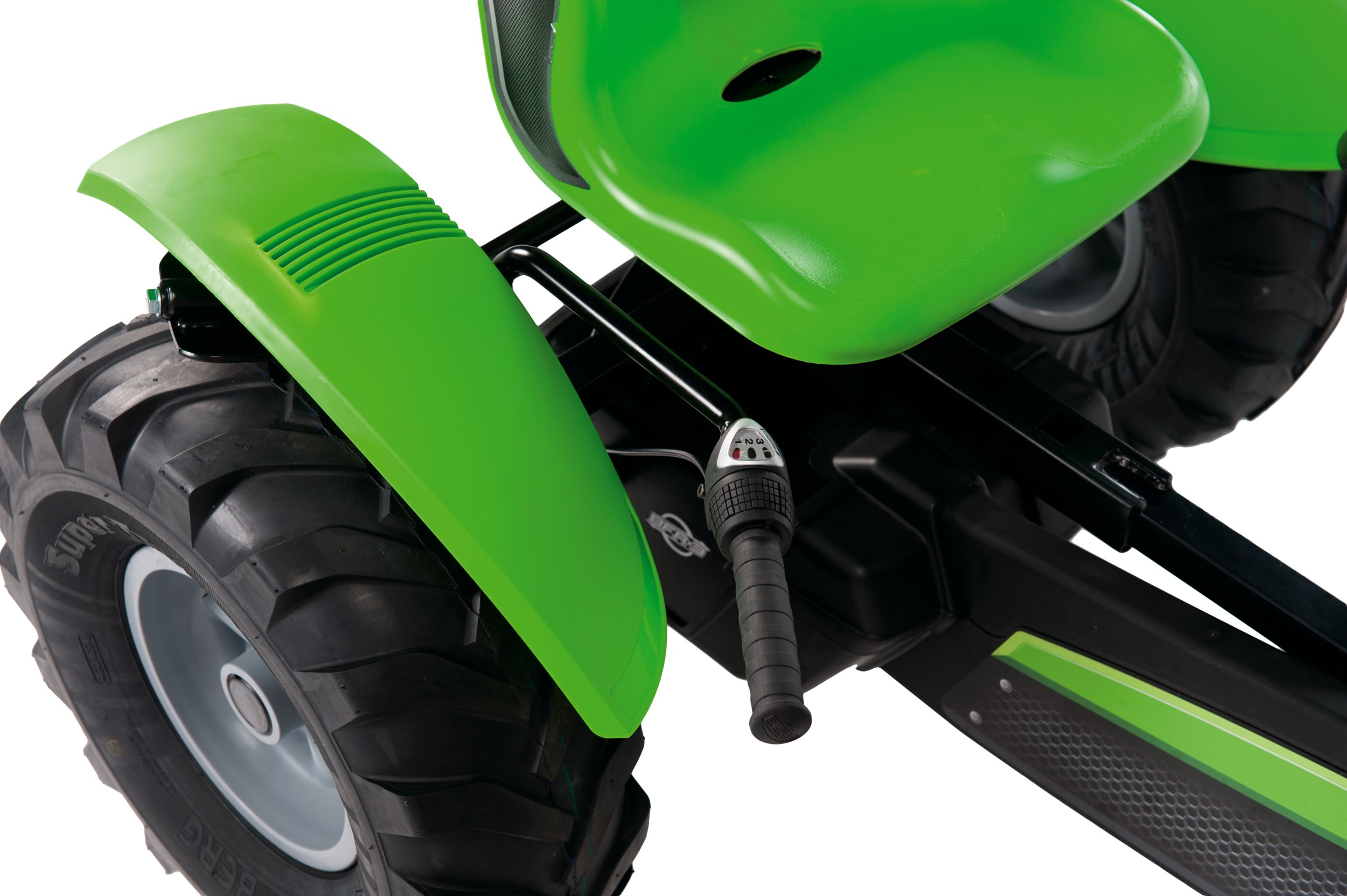Gokart / Pedal-Gokart Deutz Fahr BFR-3 BERG toys Bild 4