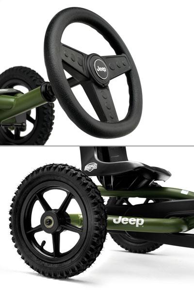 gokart berg jeep junior bei. Black Bedroom Furniture Sets. Home Design Ideas