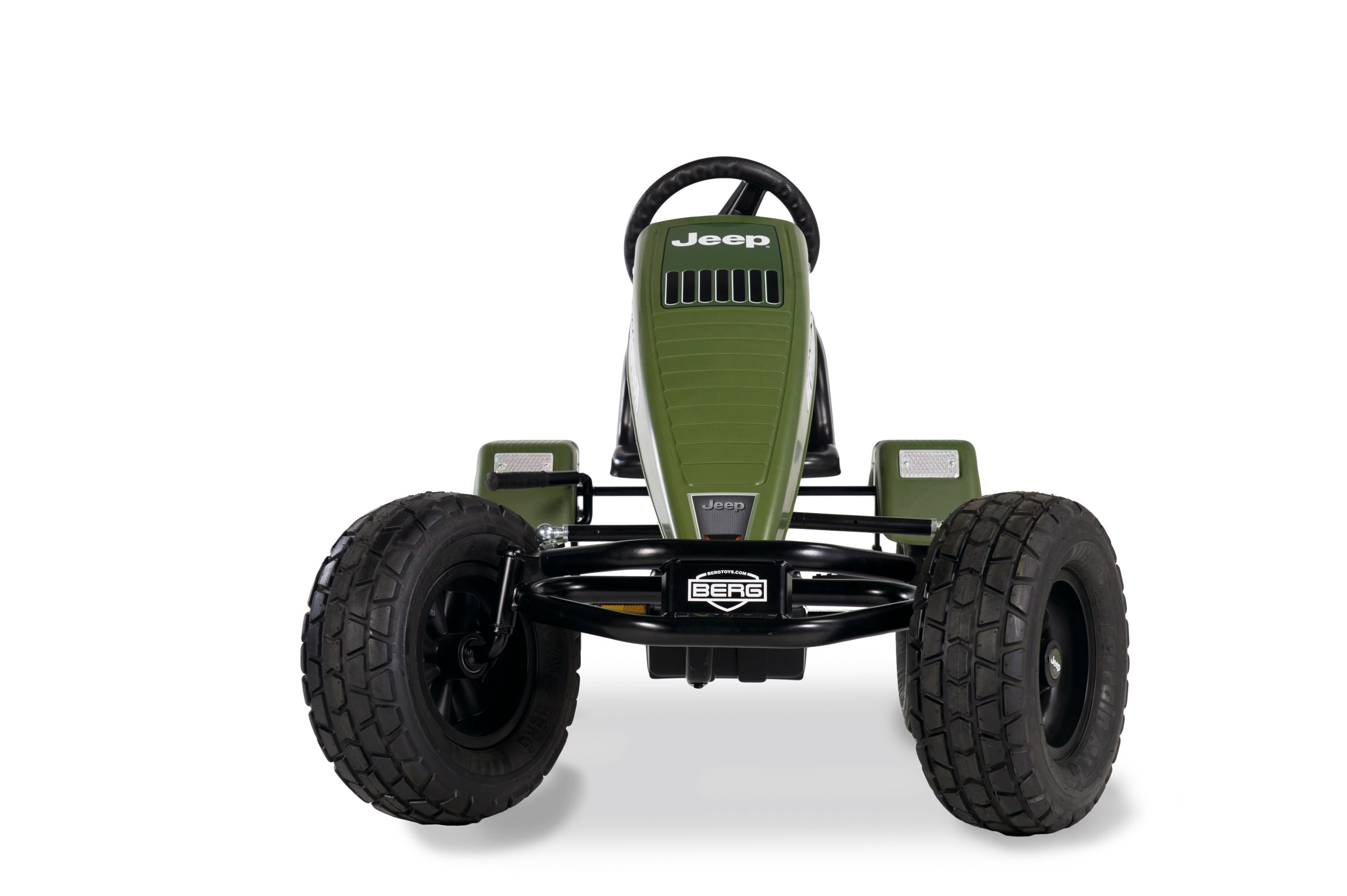 gokart pedal gokart jeep revolution bfr 3 berg toys. Black Bedroom Furniture Sets. Home Design Ideas