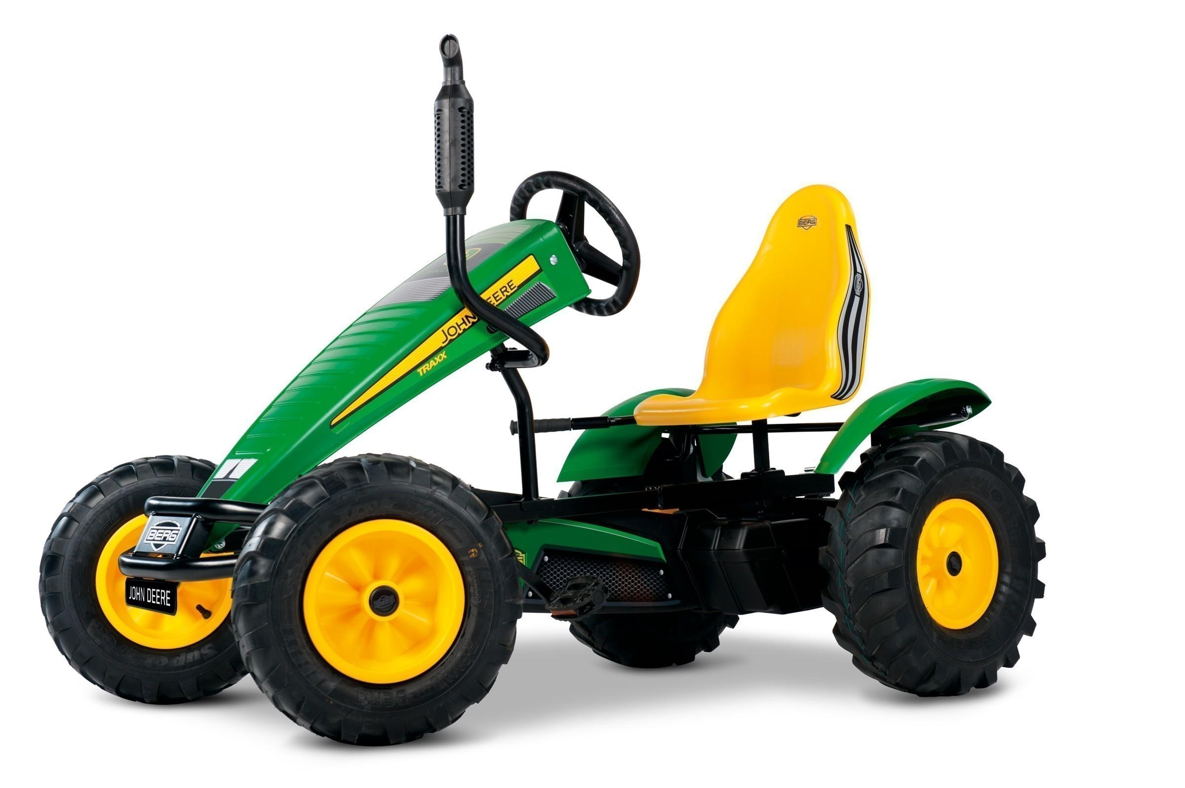 John Deere Side By Side >> Gokart / Pedal-Gokart John Deere BFR BERG toys - bei ...