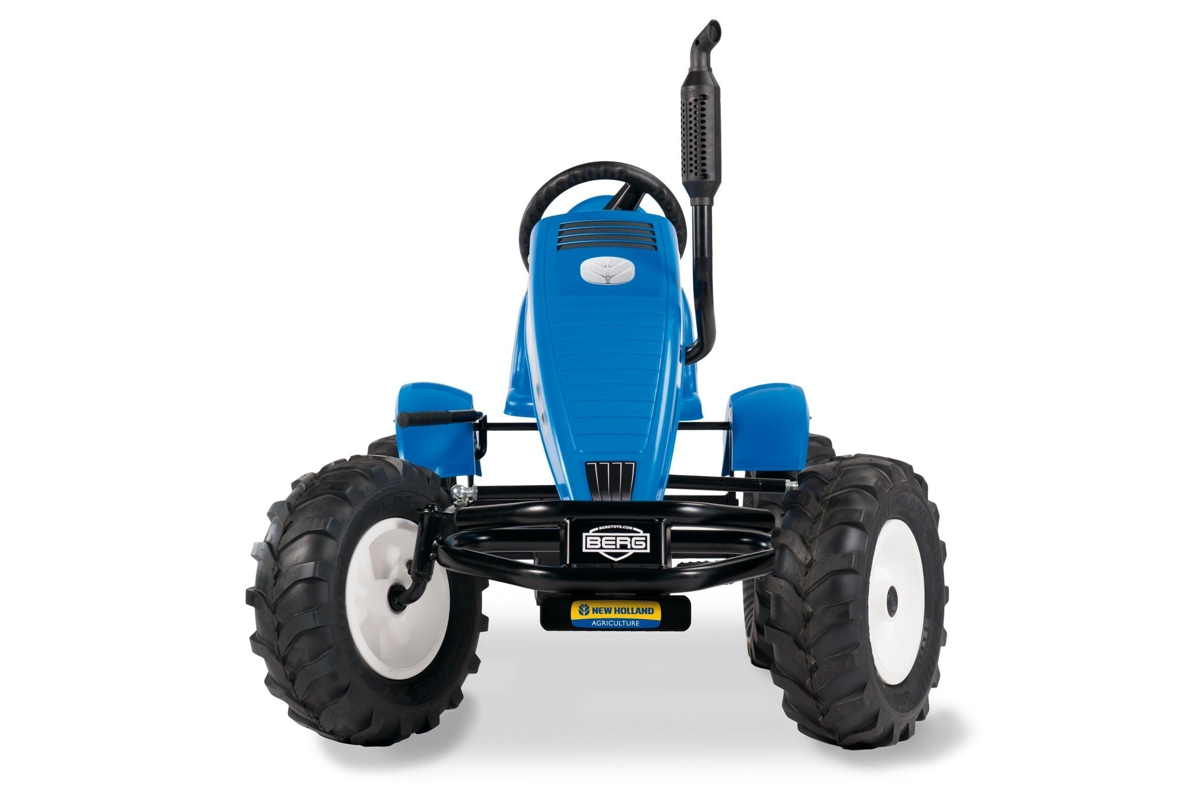 gokart pedal gokart new holland bfr 3 berg toys bei. Black Bedroom Furniture Sets. Home Design Ideas