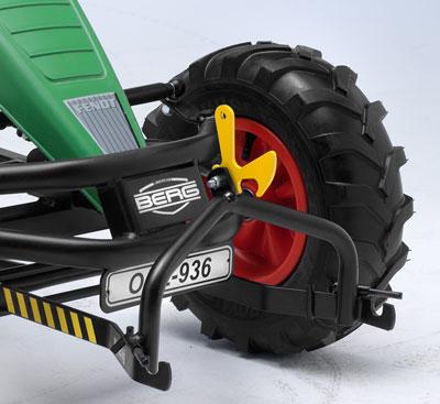 Hebevorrichtung vorn für Gokart / Pedal-Gokart BERG toys Bild 1