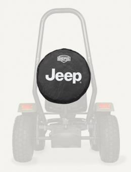 reserverad jeep f r gokart pedal gokart berg toys bei. Black Bedroom Furniture Sets. Home Design Ideas
