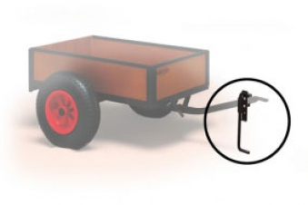 Stützfuß für Anhänger BERG toys Bild 1