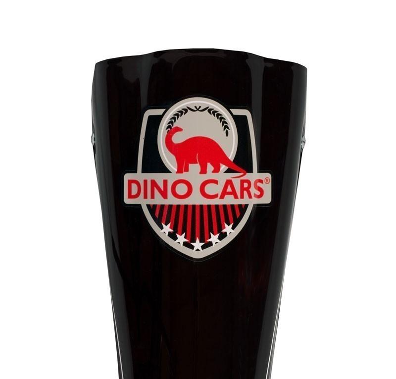 Frontspoiler für Gokart Sport Racing rot DINO CARS Bild 1