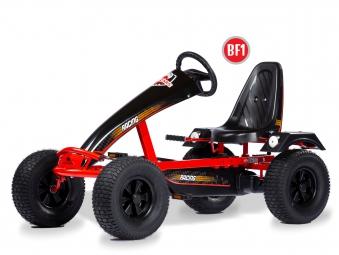 Gokart / Pedal Go-Kart RaceLine Camaro BF1 rot DINO CARS Bild 1