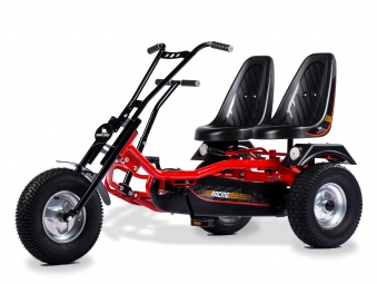 Gokart / Pedal-Gokart ProLine 2 Rider F DINO CARS Bild 2