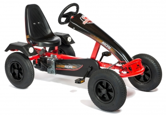 Gokart / Pedal-Gokart RaceLine Super Sport BF3 rot DINO CARS Bild 1