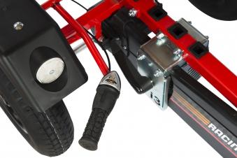 Gokart / Pedal-Gokart RaceLine Super Sport BF3 rot DINO CARS Bild 3