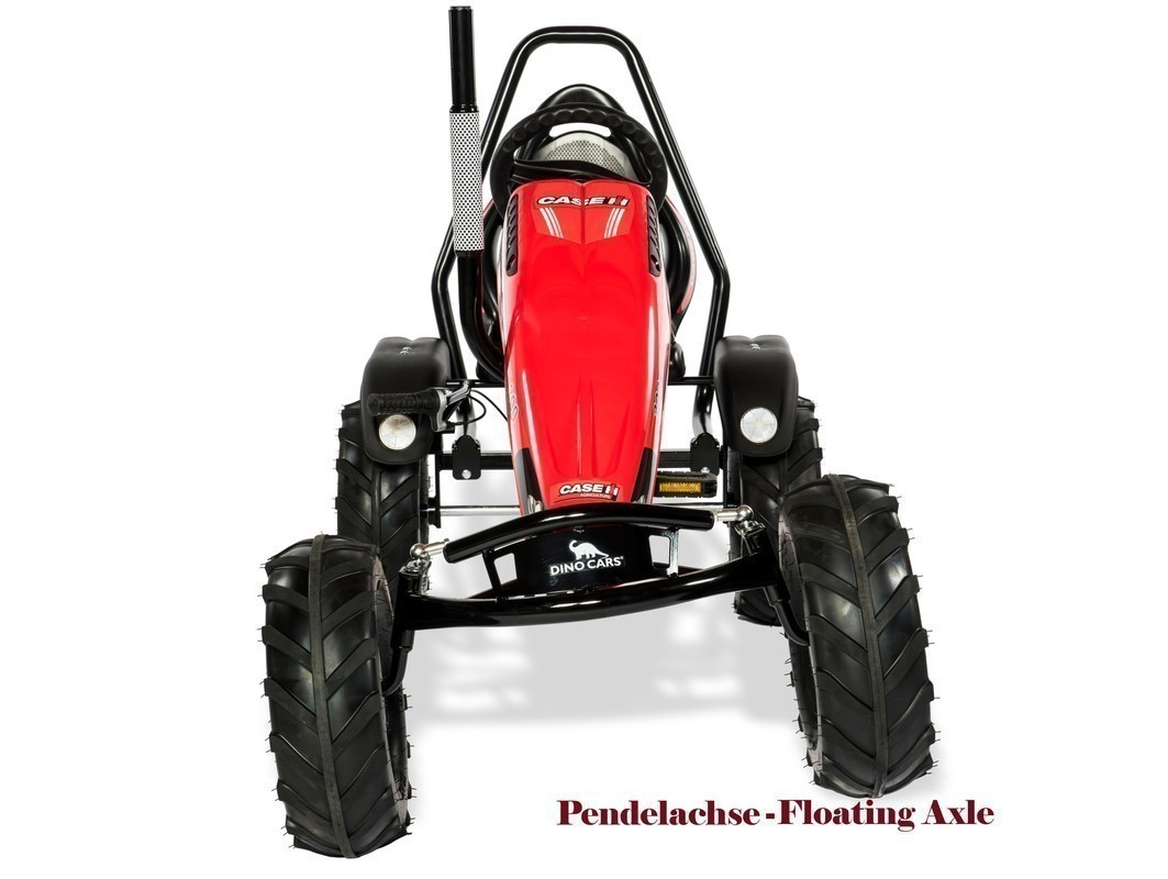 Gokart / Pedal-Gokart Track Case BF3 DINO CARS Bild 3