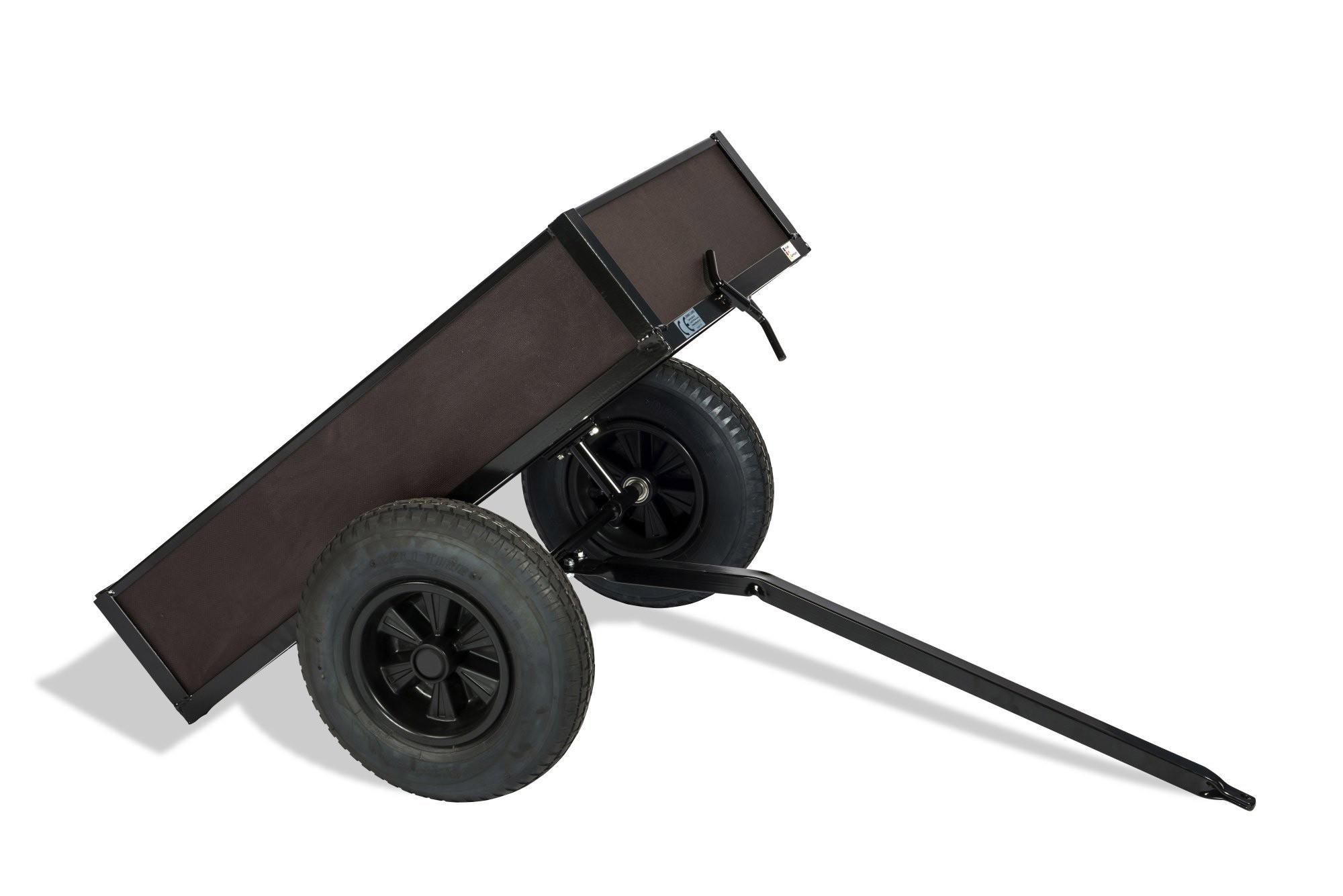 Kippanhänger mit Grundgestell Dino Cars 90x56x21cm Bild 2