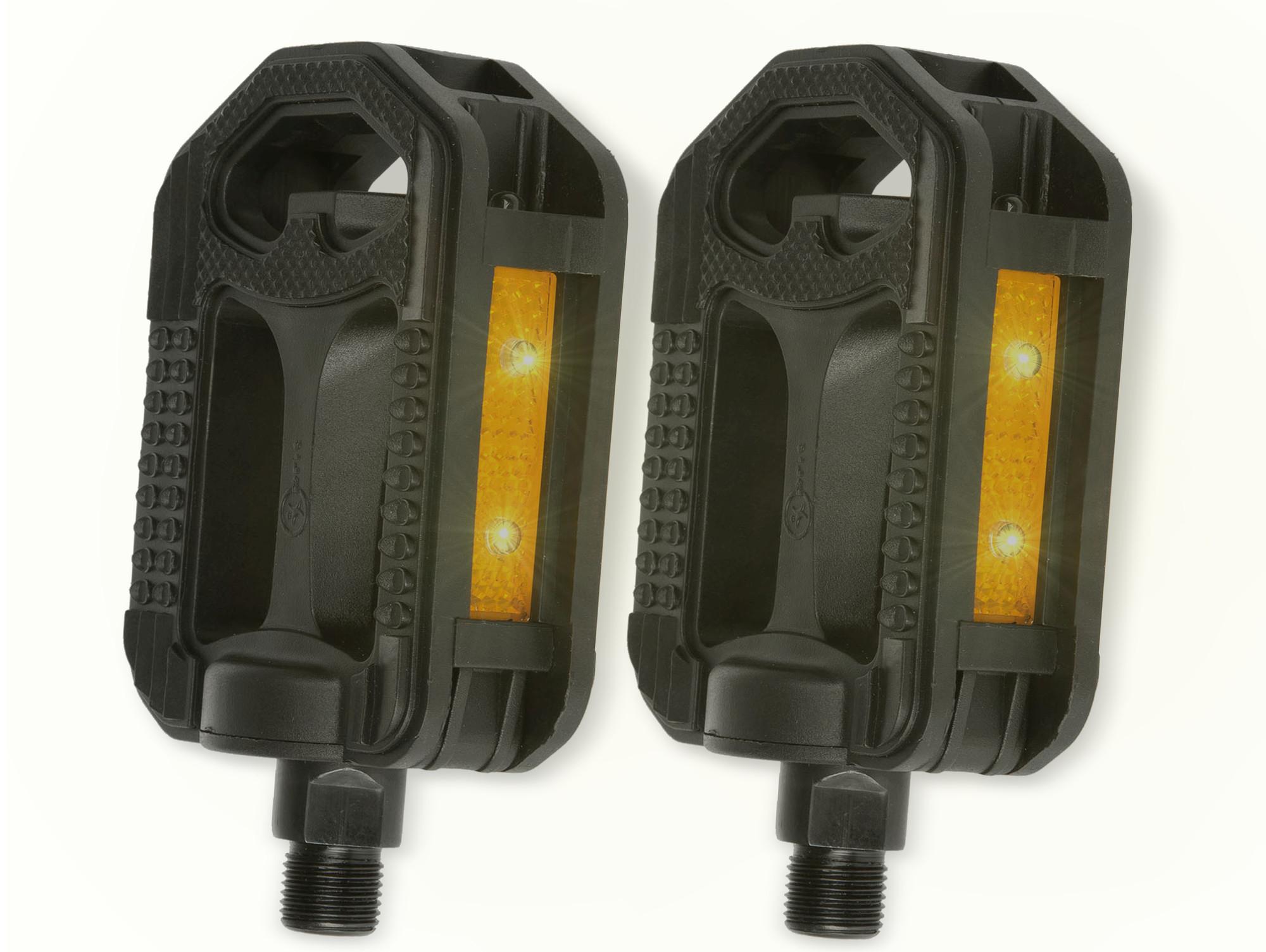 Pedalsatz mit Blinkfunktion für Gokart DINO CARS Bild 1