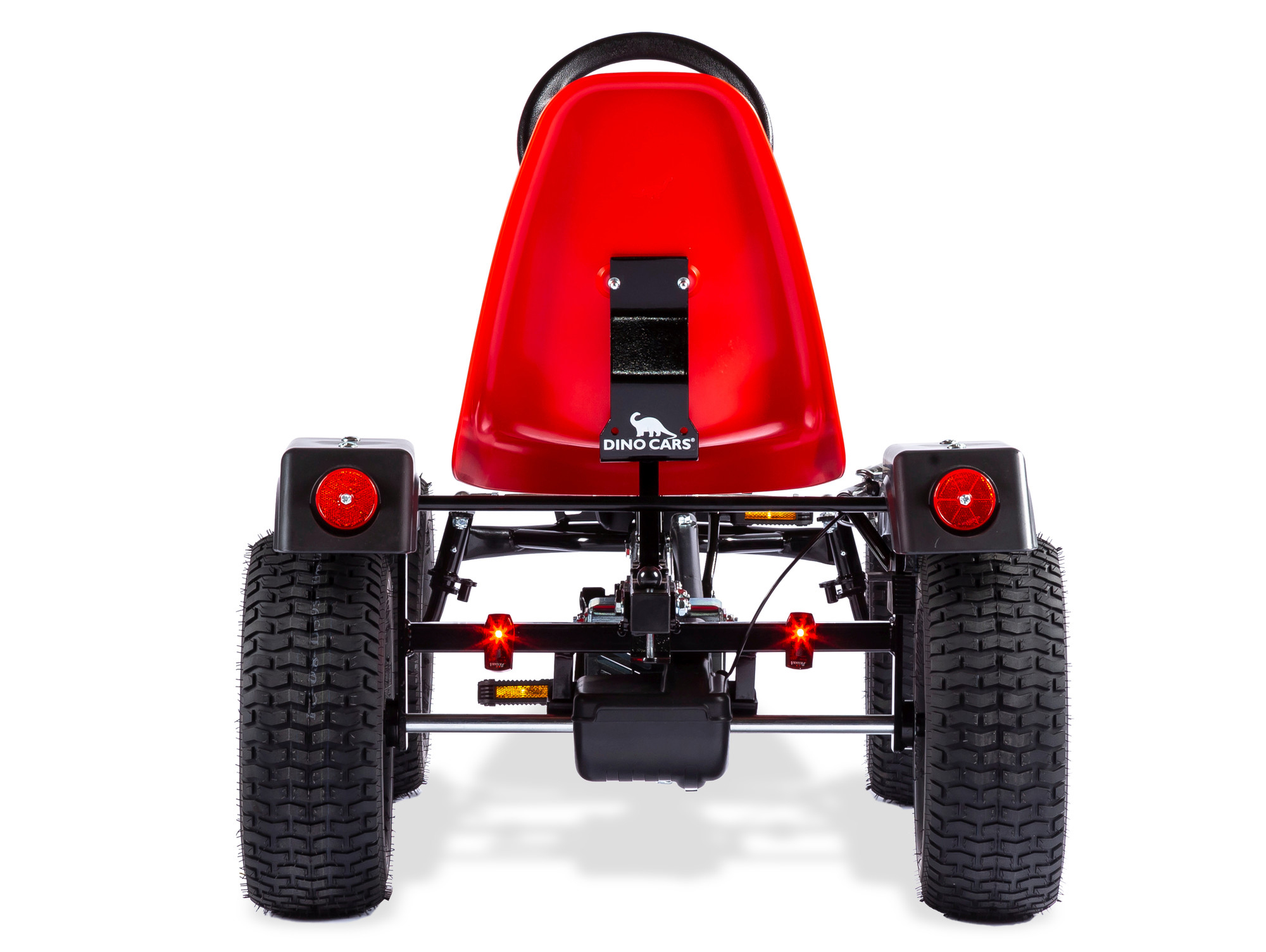 Rücklicht mit Bremsleuchte rot für Gokart DINO CARS Bild 2