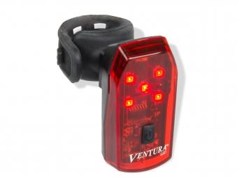 Rücklicht mit Bremsleuchte rot für Gokart DINO CARS Bild 1