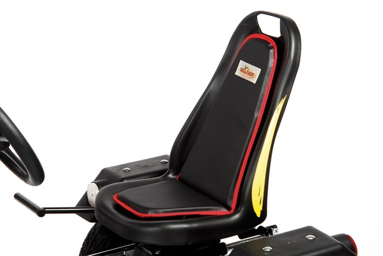 Sitzpolster für Gokart Sitze DINO CARS Bild 1
