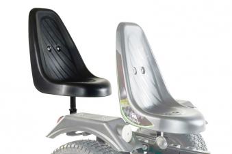 Zusatzsitz S für Gokart DINO CARS Bild 1
