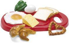 Frückstücksset / Frühstücksplatte 10tlg. Bild 1