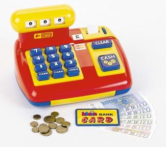 Klein Theo Spielzeug Registrierkasse Bild 1
