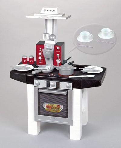 spielzeug kinderk che bosch mit espressomaschine bei. Black Bedroom Furniture Sets. Home Design Ideas