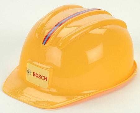 BOSCH Bauarbeiter Helm für Kinder Bild 1