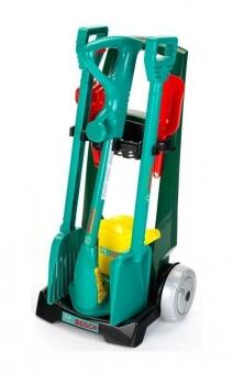 BOSCH Spielzeug Gartenwagen Set Bild 1
