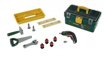 BOSCH Werkzeugbox mit Zubehör für Kinder Bild 1