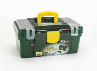 BOSCH Werkzeugbox mit Zubehör für Kinder Bild 2