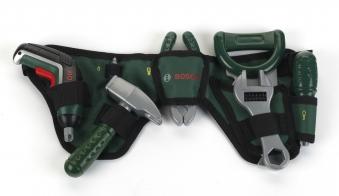 BOSCH Werkzeuggürtel mit Akkuschrauber Ixolino II für Kinder Bild 2