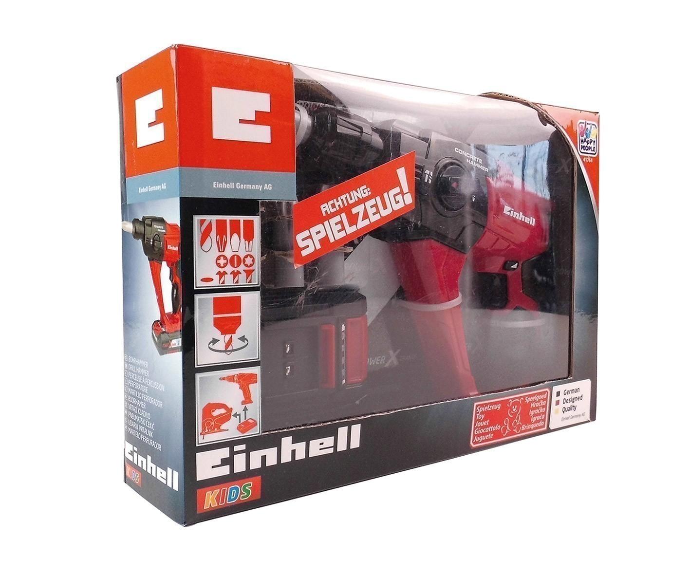 Einhell KIDS Bohrhammer batteriebetrieben für Kinder Bild 2