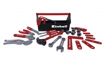 Einhell KIDS Werkzeugbox für Kinder 24-teilig Bild 1