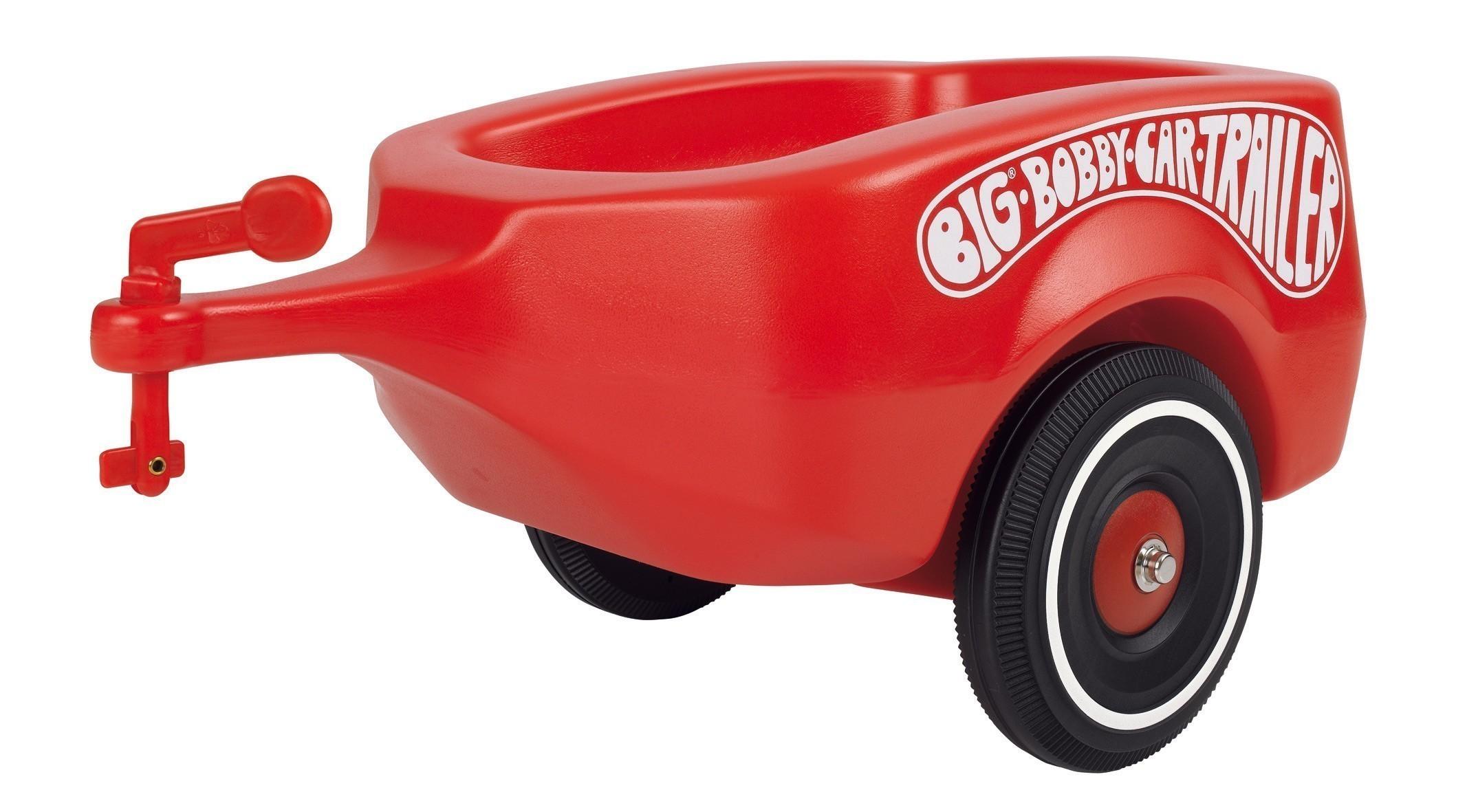 BIG Anhänger / Bobby Car Trailer rot Bild 1